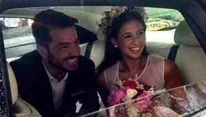 Buse Terim'in Düğün Töreni