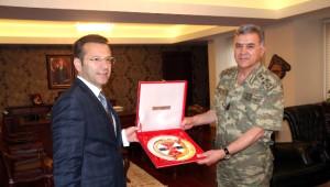 Jandarma Genel Komutanı Yörük, Memleketi Samsun'da