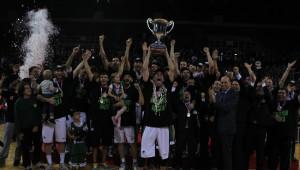 Türkiye Basketbol 2. Ligi Şampiyonu Darüşşafaka Doğuş
