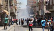Diyarbakır'daki Cenazede Gerginlik Yaşandı