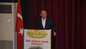 Ege-Koop Genel Başkanı Hüseyin Aslan Açıklaması