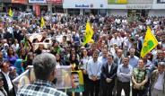 BDP Yürüyüşü'nde Olaylar Çıktı