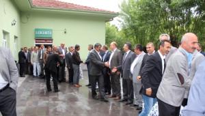 Develi, Yahyalı, Yeşilhisar, Pınarbaşı, İncesu ve Tomarza Muhtarları Kayseri Şeker'de