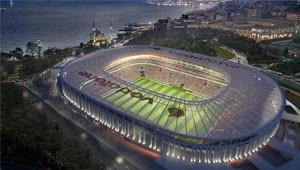 Türkiye'de Çığır Açacak Stadyumlar