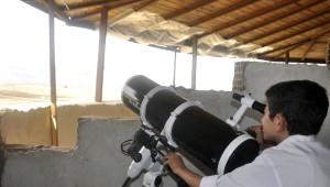 Sayısız Çatışmalara Şahitlik Yapan Kule, Bilim İçin Öğrencilere Adandı