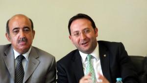 Türk Cumhuriyetleri Memurları, Kto'yu Ziyaret Etti