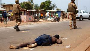 Orta Afrika Cumhuriyeti'nde Yüzlerce İnsan Öldürüldü