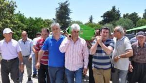 Gazeteci Mahir Çerçi Manavgat'ta Toprağa Verildi