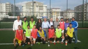 Geçen Yılın Türkiye Şampiyonu Bu Yıl Yine Finallerde