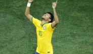 Brezilya, Dünya Kupası'na Galibiyetle Başladı