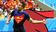 Hollanda İspanya Maçının Capsleri Sosyal Medyayı Salladı