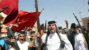 Iraklılar Gönüllü Olarak Orduya Yazılıyor