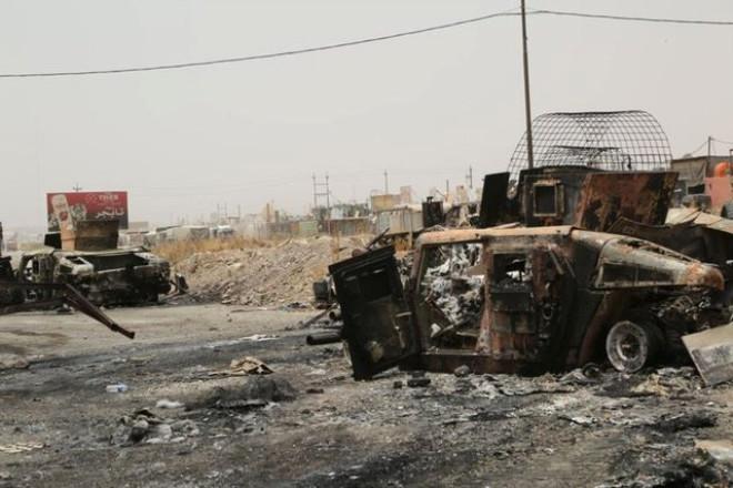 IŞİD Hızla İlerliyor