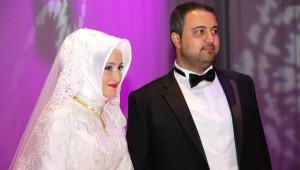 Mehmet Erdoğan'ın Oğlu İslam Erden Evlendi