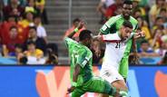 Nijerya İran Maçının Fotoğrafları
