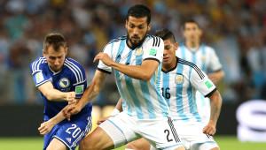 Arjantin, Bosna Hersek'i 2-1 Yenerek 3 Puanın Sahibi Oldu