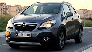 Araziye Güçlü Alternatif Opel Mokka