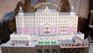 50 Bin Legodan Büyük Budapeşte Oteli'ni Yaptı