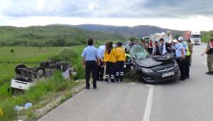 Erzincan'da Kazada Bir Aile Yok Oldu: 5 Ölü, 2 Yaralı