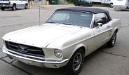 1967 Model Mustang'i Son Model Hale Getirdi