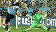 Uruguay İngiltere Maçının Fotoğrafları
