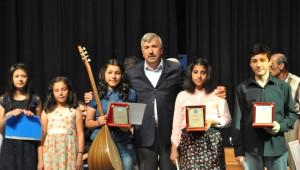 Akyurtlu Çocuklar Türküleri Yaşatıyor