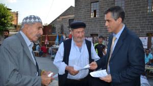 Diyarbakır'da Çözüm ve Özgürlük Mitingi