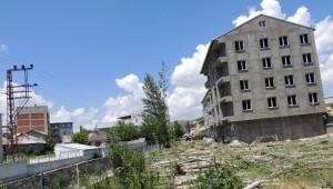 Eleşkirt'te Yeni Bir Cadde Açılıyor