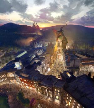 Harry Potter Tema Parkı Açılıyor