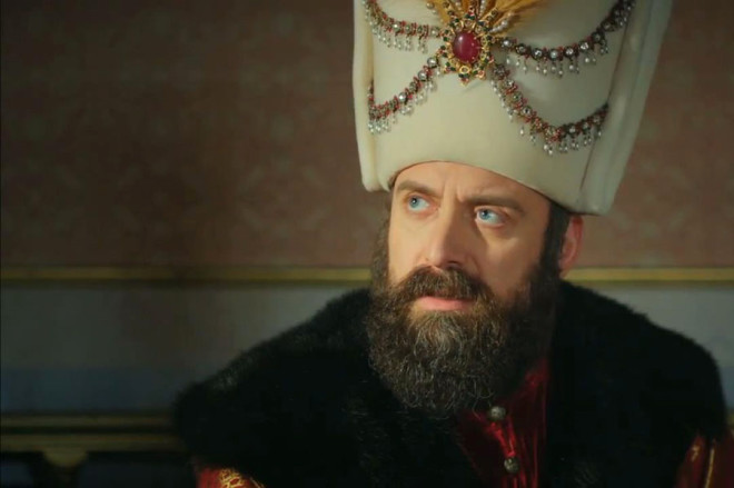 турк фильм султан сулейман чувствуя