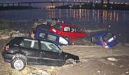 Bulgaristan'ı Sel Bastı