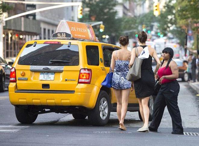 Irina Shayk New York Sokaklarında Yakalandı