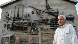 Köyde Müze Gibi Ev