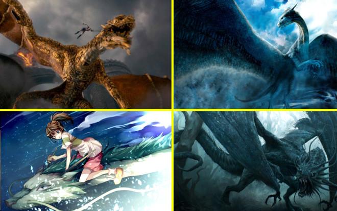 Sinema Tarihinin Unutulmaz Ejderhaları