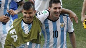Arjantin İran Maçının Fotoğrafları