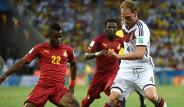 Almanya Gana Maçının Fotoğrafları