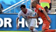 Hollanda Şili Maçının Fotoğrafları