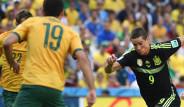 İspanya Avustralya Maçının Fotoğrafları