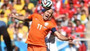 Hollanda: 2 - Şili: 0
