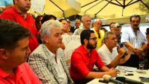 İzmir Büyükşehir Yargıya Gidiyor