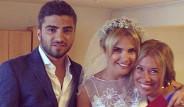 Ece Erken ve Serkan Uçar Evlendi