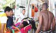 Şanlıurfa'da Üniversiteliler Kaza Yaptı