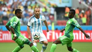 Nijerya: 2 - Arjantin: 3
