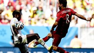 Portekiz: 2 - Gana: 1