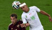 Rusya Cezayir Maçının Fotoğrafları