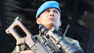 Jandarma Komandoların Kablo Nöbeti