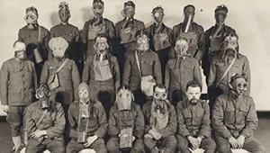 Birinci Dünya Savaşın'dan Görmediğiniz Fotoğraflar