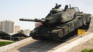 İlk kez Türk Tankına Zırh Koruma Kabiliyeti Kazandırıldı