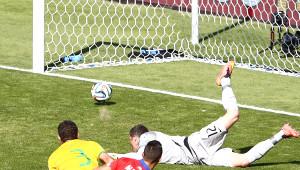Brezilya: 3 - Şili: 2 (Penaltılarla)