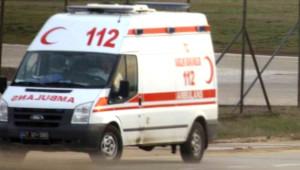 Trafik Kazası: 2 Yaralı -